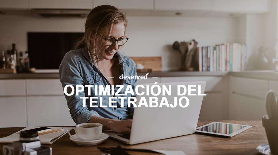 Consejos para conseguir optimizar el Teletrabajo